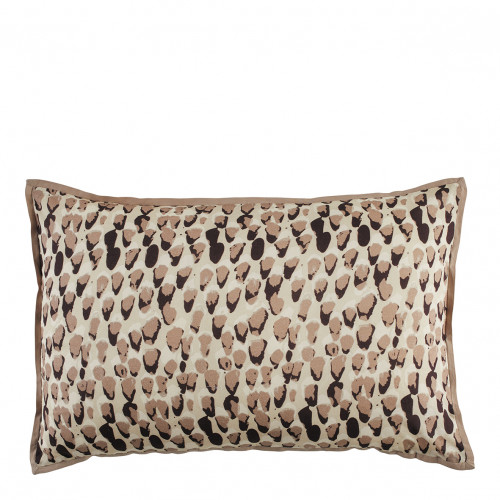 Coussin BETTINA sable