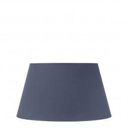 Abat-jour conique indigo - Diam. 40 cm