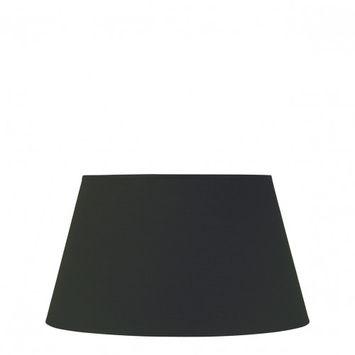 Abat-jour conique noir - Diam. 40 cm
