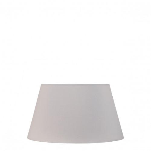 Abat-jour conique perle - Diam. 35 cm