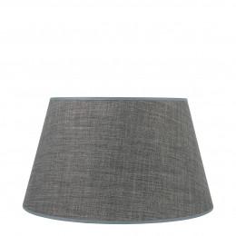Abat-jour conique taupe - Diam. 45 cm