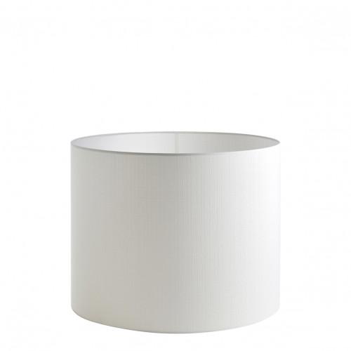 Abat-jour cylindrique écru - Diam. 30 cm