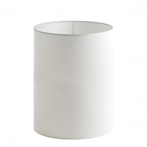 Abat-jour cylindrique écru - Diam. 35 cm