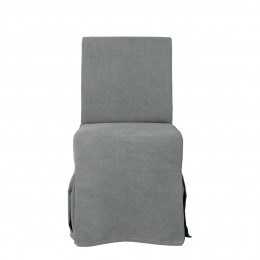 Chaise MIA gris foncé