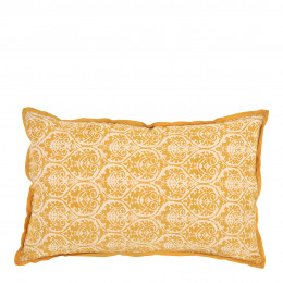 Coussin ADELE safran