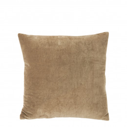 Coussin MATTEO taupe