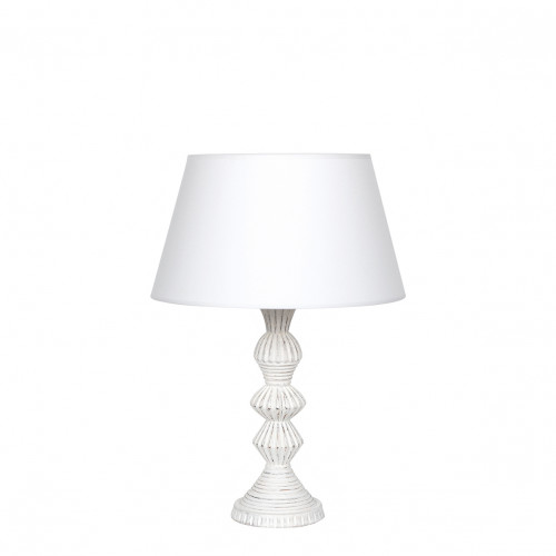Lampe TOGO blanc - Petit modèle