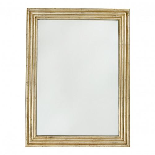 Miroir ANGELINE doré vieilli - Grand modèle