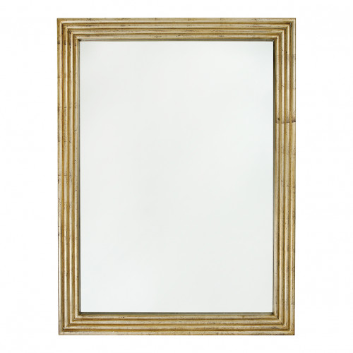 Miroir ANGELINE doré vieilli - Petit modèle
