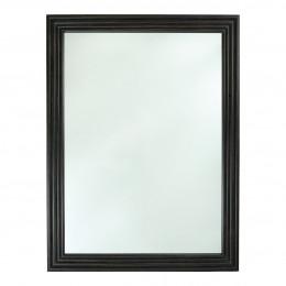 Miroir ANGELINE noir - Grand modèle
