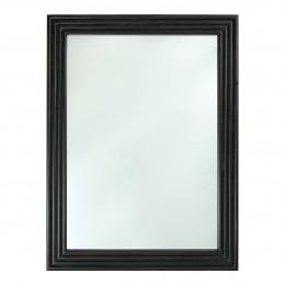Miroir ANGELINE noir - Petit modèle