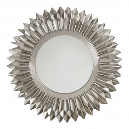 Miroir BELLAMY nickel vintage