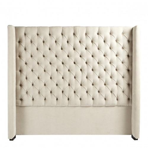 Tête de lit COLBY craie - 180 cm