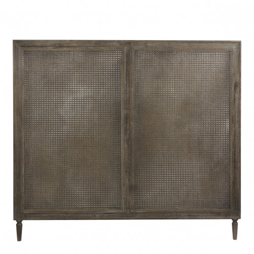 Tête de lit IDA expresso - 160 cm