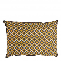 Coussin ISSA caramel