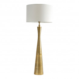 Lampe MALIA laiton antique