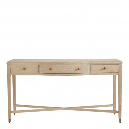 Console INES blanchi